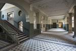 Beelitz Heilanstalt - Zentralbadeanstalt