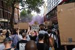 fck boris - Protestbewegung