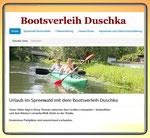 Bootsverleih Duschka