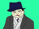 太郎ちゃん、オサレする前に顔の歪みを矯正すろ。 【制作日/2013年2月26日】