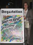 Schwarzenbach, Wein und Kunst 2015