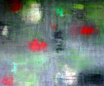 Erde, Acryl auf Leinwand 120x100cm