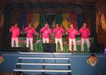KSG Fastnacht 2009 - Ein neuer Sänger verstärkt die Truppe: Herbert Burgstaller