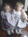 2 bambole