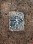 ohne Titel, 2006, Mischtechnik auf Leinwand, 40 x 30 cm - VERKAUFT