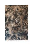 ohne Titel, Mischtechnik auf Papier, 2009, 45 x 32 cm [ID 20090003]