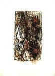 ohne Titel, Monotypie auf Papier, 2000, 38x28 cm [ID 20000273] - VERKAUFT