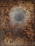 sin título, 2007, Técnica Mixta sobre Lienzo, 40 x 30 cm