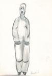 ohne Titel, Zeichnung, 22,5x15,5 cm [ID Z07]