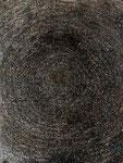 sin título, 2009, Técnica Mixta sobre Lienzo, 40 x 30 cm [8/9]