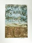 ohne Titel, Mischtechnik auf Papier, 2010, 40 x 30 cm [ID 20100002]