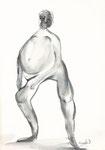 ohne Titel, Zeichnung, 22x16 cm [ID Z05]