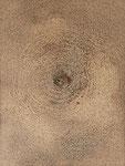 ohne Titel, 2009, Mischtechnik auf Leinwand, 40 x 30 cm [4/9]