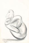 sin título, dibujo, 22,5x15,5 cm [ID Z08]