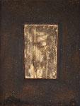 ohne Titel, 2006, Mischtechnik auf Leinwand, 40 x 30 cm [4/6]