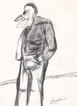 ohne Titel, Zeichnung, 19x14 cm [ID Z01]