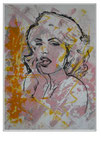 'Second day with Marilyn Monroe' Formaat (bxhxd): 93x123x3,5