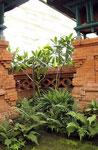 im Balinesischen Garten
