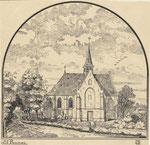 G. v. Arkel, uit 'Noord Hollandsche Oudheden', Amsterdam, 1891.