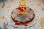 Winnie Pooh Rüeblitorte