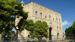 La Cuba, palais arabo-normand