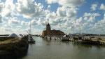 Trapani : Un moulin bien restauré