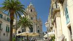 Ragusa : la cathédrale