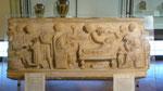 Musée d'Agrigento : tombeau d'un enfant
