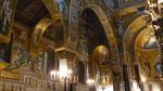 Les mosaïques bizantines de la Chapelle Palatine sont une merveille