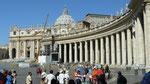 La basilique Saint Pierre de Rome