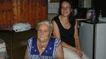 Notre cousine Amalia et sa fille Luisella