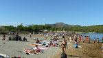 Bronzette sur la plage