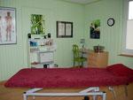 Ansicht der Massagepraxis in Winterthur Hegifeld