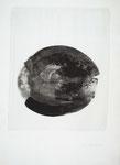 Sans titre, lithographie, 40x45cm