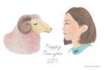 2015 fita年賀状