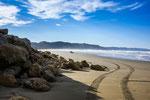 Napier, Beach