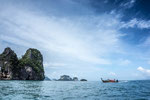 Islands around Krabi