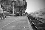 Trainstation Murudeshwara