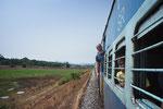 Train to Murudeshwara