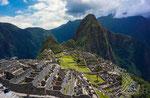 Machu Picchu face
