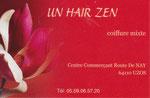 Un hair zen