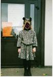 Léopard fille 8 ans