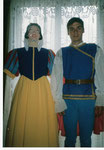 Blanche-Neige & son prince