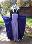 la reine sorciere dans blanche neige