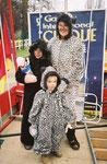 leopard et ours