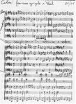 """x paul"", violinenfragmente von francesco grigolo, 2001"