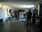 Kamera Aufbau und einrichten