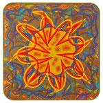 Todash, 150X150 cm, Juni bis Dez 2012, 550 Stunden