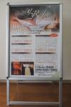 A1ポスター&アケパネスタンド