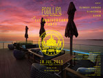 「Posillipo cucina meridionale」1st ANNIVERSARY web flyer